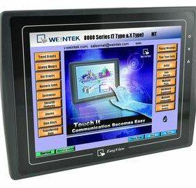 MT8104iH: Операторская панель