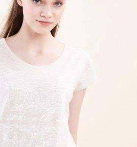 футболки sinsay, carry 3 шт за 1000р