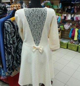 Вечернее платье. Размер 46-48