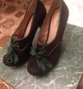 продам новые туфли р 39