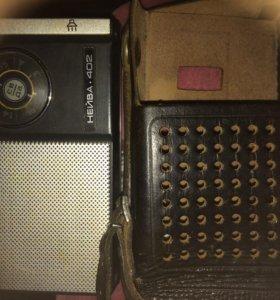 Радиоприёмник Нейва 402