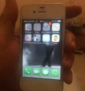IPhone 4s 16гиг