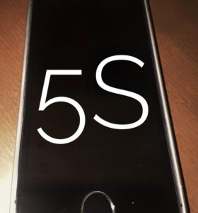 Чехол SoftTouch iPhone 5S LightGray