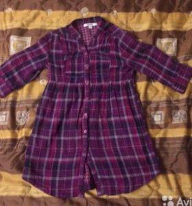 Рубашка для девочки DKNY