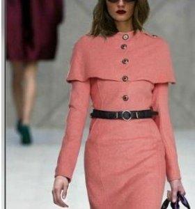 Платье - пальто брендовое 48р-р