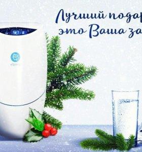 Система очистки воды с ультрофиолетовой лампой