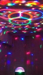 Светодиодный диско шар