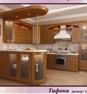 Кухонный гарнитур, кухня на заказ