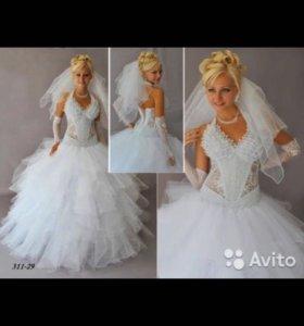 Новое свадебное платье СРОЧНО ❗️❗️❗️