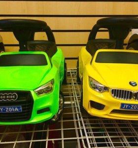 Машинка BMW со светом и музыкой новинка