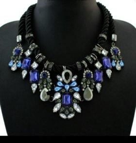Бижутерия ожерелье