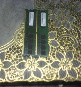 Оперативная память на 512мб