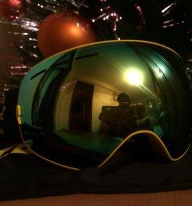 Горнолыжные очки + подарок:)