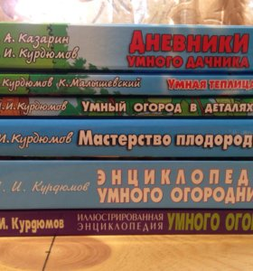 Сборник книг А. Курдюмова