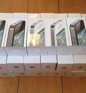 iPhone 4s 16gb black/white original