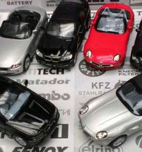 """Модель  машины """"BMW"""""""