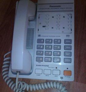 Телефон стационарный Панасоник