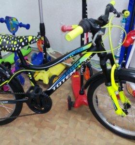 Новый скоростной велоспед