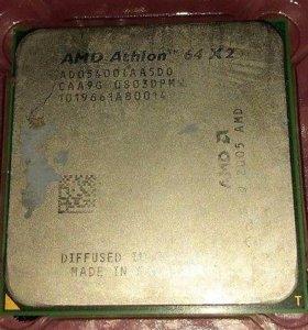 @ Процессор AMD Dual Core Athlon 64X2 5400+ 2.7G