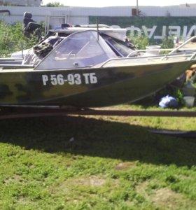 Продаю лодка днепр