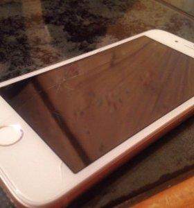 Копия iPhone 6 на запчасти