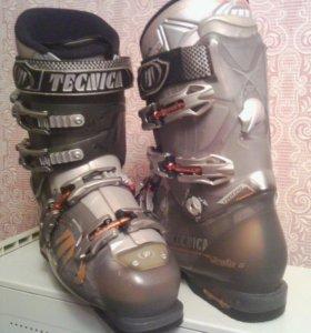 Ботинки лыжные Профи