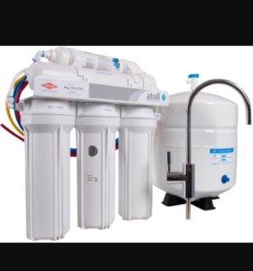 Фильтр для воды Atoll