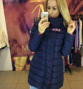 Симпатичная курточка,зима.