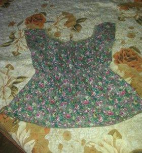 Топик блузка