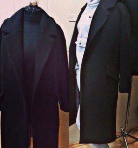 Кашемировое пальто