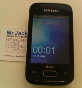 Samsung galaxy y s6102