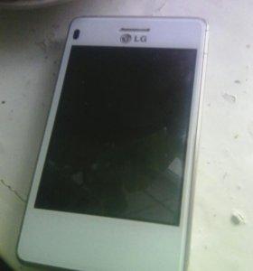 Сенсорный телефон LG Торг уместен