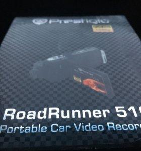 Авторегистратор Prestigio RoadRunner 510