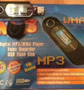 MP3 плеер Microslim на 128мб
