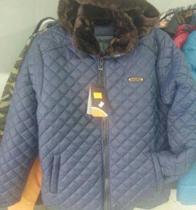 Куртка . Новая.  50 размер