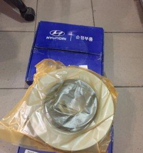 Диски тормозные Hyundai h1
