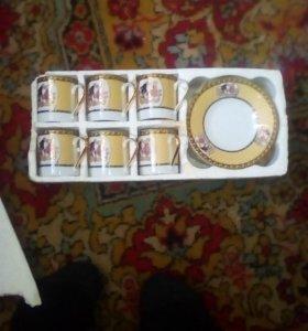Кофейный наборо из 6 персон