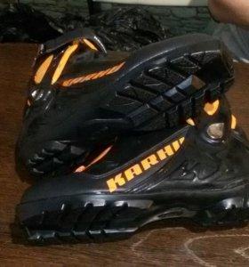 Лыжные батинки для бега