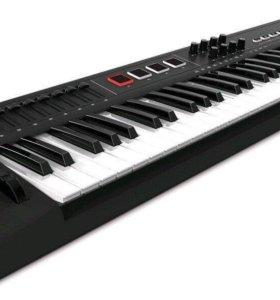 MIDI клавиатура Alesis qx61