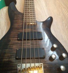Бас-гитара Bacchus made in Japan