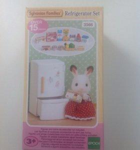 """Набор """"Холодильник с продуктами"""" Sylvanian"""
