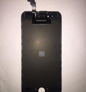 Экран на 6 iPhone (треснутый)