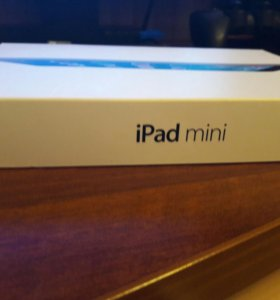 Ipad2mini Wi-Fi +cellular 16 gb