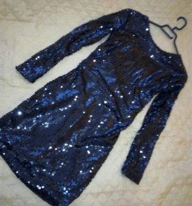 Платье 42р-р,  как у Бузовой ;-) новое!