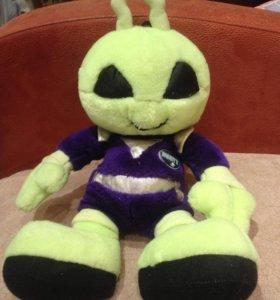 Необычная игрушка Инопланетяшка-милашка