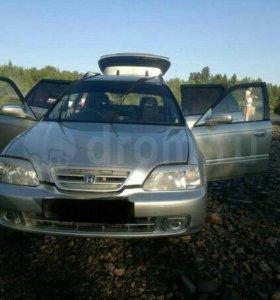 Хонда орхия  1996г ДВС 2   АКПП