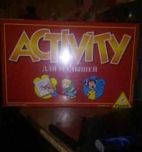 Детская настольная игра Activity