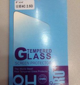 Защитное стекло Айфон 4/4S