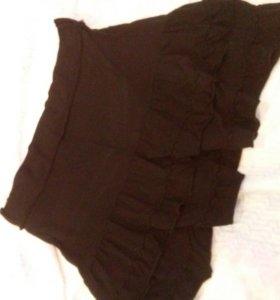 Черная юбка
