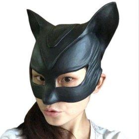 Маска женщина-кошка